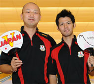 Men's Doubles Squad A Second