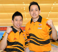 Men's Doubles Squad A Leader