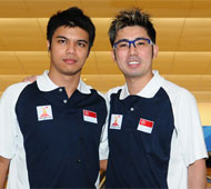 Men's Doubles Squad B Leader