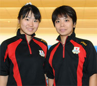 Women's Doubles Squad A Second