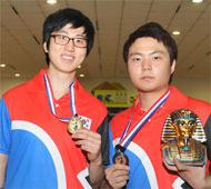 Boy's Singles Gold & Bronze
