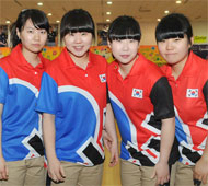 Girl's Team Blk1 Leader
