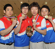 Boy's Team Gold