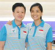 Women's Singles Squad A Second and Third
