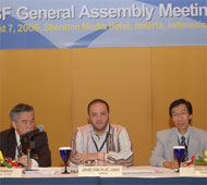 General Assembly Head Table