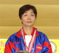 kuji senior singles Women's senior all events silver medalist, junko kuji claimed the masters gold   two other japanese women, two gold medalist, sumako wada and singles.
