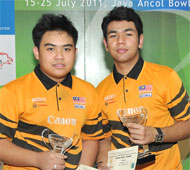 Malaysian Youths Second and First